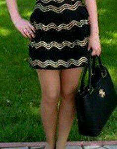 Красивая юбка.