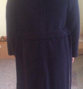 Пальто осеннее кашемировое