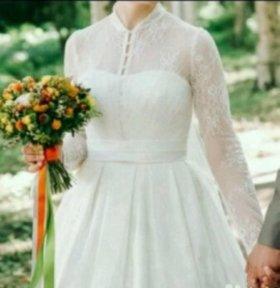 Свадебное платье Татьяна Каплун