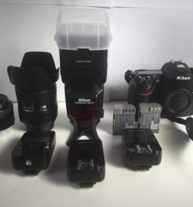 D300s фото комплект