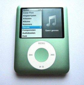 iPod nano 3 , 8 gb