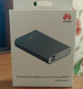 Внешний аккумулятор Huawei AP007 13000мАч