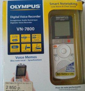 Диктофон OLYMPUS VN-7800 4 гб
