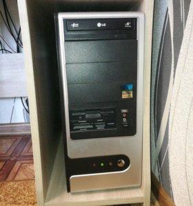 Системный блок LG, Монитор ViewSonic