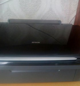 Принтер-Сканер EPSON STYLUS CX 7300