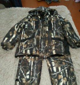 Зимний костюм для зимней рыбалки