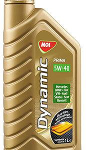 MOL Dynamic Prima 5W-40 (1л.)