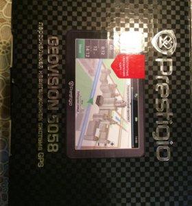 Продаю перс.навигационную систему gps Geovision