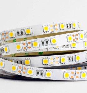 Светодиодные ленты по 80см с проводом