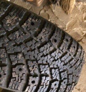 Ваз р13 2 колеса