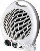 Тепловентилятор спиральный добрыня DO-1501 белый