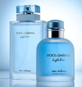 Dolce and Gabbana «Light Blue Eau Intense»