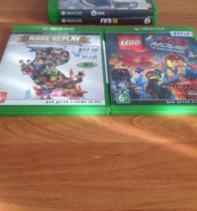 LEGO ,Rare replay(Xbox One)