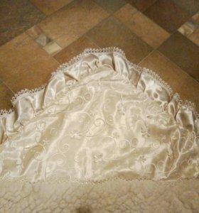 Конверт -одеяло на выписку зимний