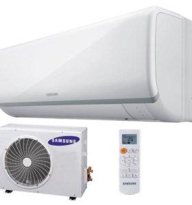 Samsung AQ09TSBN дешевле нет!