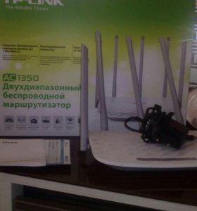 Роутер WI-FI Двухдиапазонный