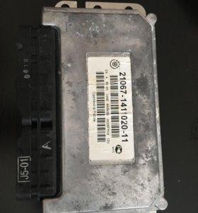Контроллер системы управления двигателем янв 7.2