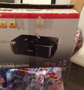 Струйное МФУ Canon Pixma MG3140
