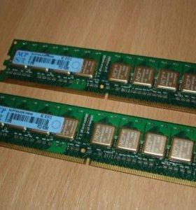 Оперативная Память DDR2 для Комп