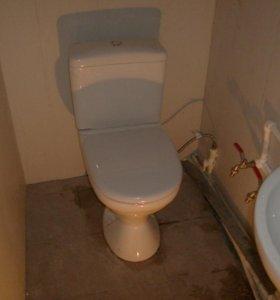 Сантехнические работы, водопровод и канализация