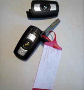 Ключ BMW E90