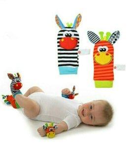 Детские носочки игрушка