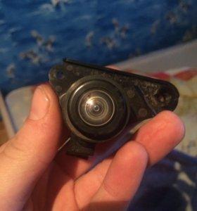 """Камера с решётки радиатора.LAND CRUISER """"PRADO"""""""