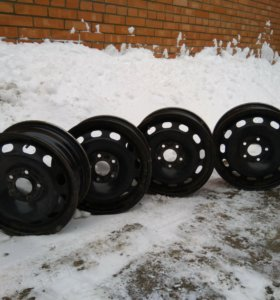 Диски R-15 Ford Focus (2-3) 5x108
