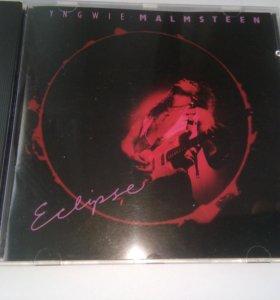 """YNGWIE MALMSTEEN """"Eclipse"""" 1990"""