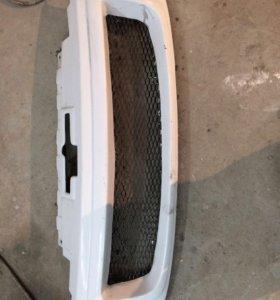 Радиаторная решетка на гранту тюнинг
