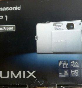 Фотоаппарат Panasonic Lumix FP1