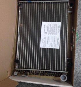 Радиатор на газель 405,406 двигатель