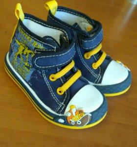 Обувь детская. Кеды