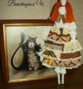 кукла-тильда Веста