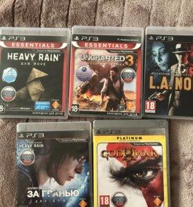 Игры на Sony PlayStation3