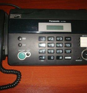 факс Panasonik KX-FT982