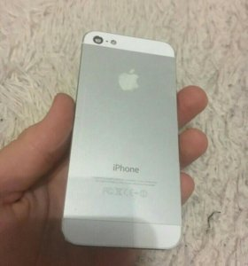 Оригинальный корпус iPhone 5