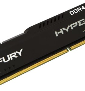 Kingston Hyper X FURY. DDR4 4GB