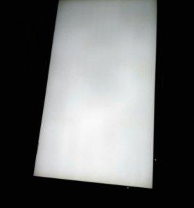 Столик с подсветкой, из телевизора