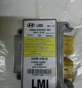ЭБУ безопасности для Hyundai IX35 2л АКПП 4WD