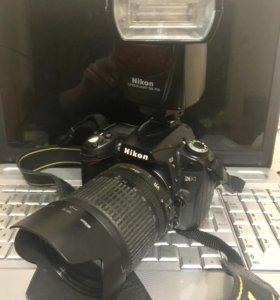 Nikon D90 Nikon SB-700