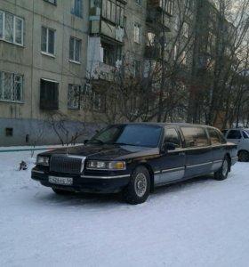 Lincoln Town Car(Лимузин)1996г.