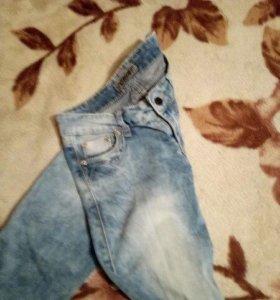 джинсы - трубочки