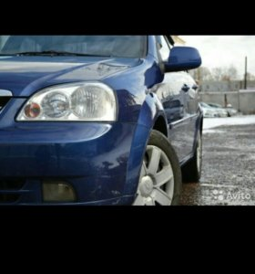 Chevrolet Lacetti 1.6МТ, 2011, седан
