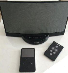 Док Станция Boss SoundDock 30-Pin+ iPod 30 Гб