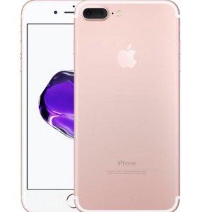 iPhone 7 плюс