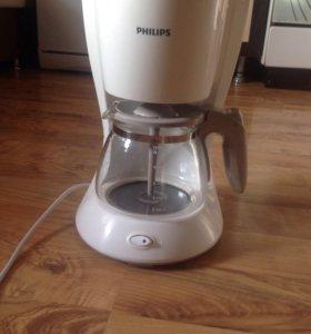 Кофеварка капельная Philips 7447