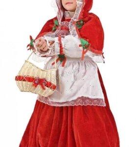 Новый люксовый костюм Красной шапочки(Veneziano)