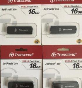 USB Накопитель transcend