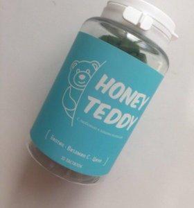 Honey Teddy Hair витаминки (хит)
